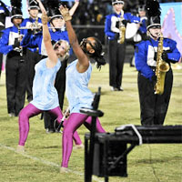 Clayton HS Marching Band