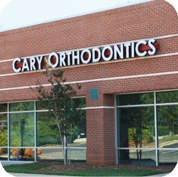 Cary Orthodontics Location